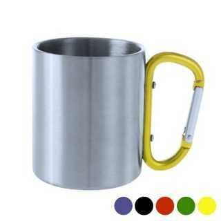 Κούπα με Λαβή Carabiner (210 ml) 144509
