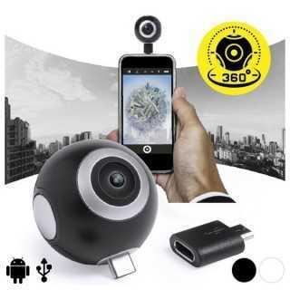 Κάμερα 360º για το Smartphone HD 145771