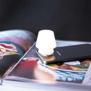 Βάση για το Smartphone σε Σχήμα Λαμπτήρα LED 145285