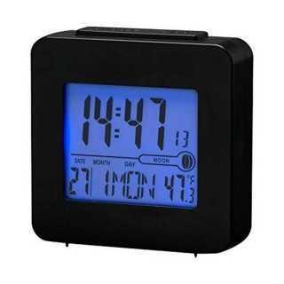Ρολόι-Ραδιόφωνο Denver Electronics REC-34 Μαύρο