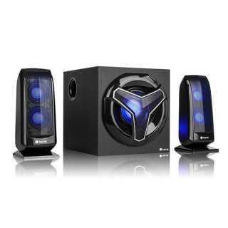 Ηχεία Παιχνιδιού 2.1 NGS GSX-210 Bluetooth 80W Μαύρο