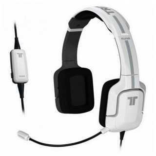 Ακουστικά με Μικρόφωνο για Gaming Kunai Pro 7.1 Tritton ST24 Λευκό