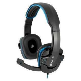 Ακουστικά με Μικρόφωνο για Gaming NGS GHX-505 USB Ø 4 cm