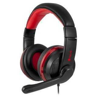 Ακουστικά με Μικρόφωνο για Gaming NGS VOX700 USB Ø 4 cm