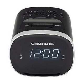 Ρολόι-Ραδιόφωνο Grundig SCC-240 LED USB 2.0 1,5W