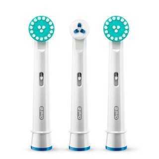 Ανταλλακτικό Ηλεκτρικής Οδοντόβουρτσας Oral-B Ortho Care Essentials (3 pcs)