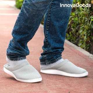 Παντόφλες για το Σπίτι με Τζελ Comfort Bamboo InnovaGoods