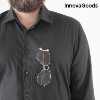 Μαγνητικό Στήριγμα Γυαλιών InnovaGoods (Πακέτο με 2)