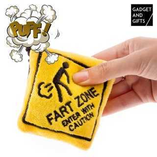 Μπρελόκ Fart Zone Gadget and Gifts