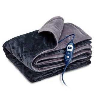 Θερμαινόμενη ηλεκτρική κουβέρτα SOLAC CT8600 160W (180X140 cm)