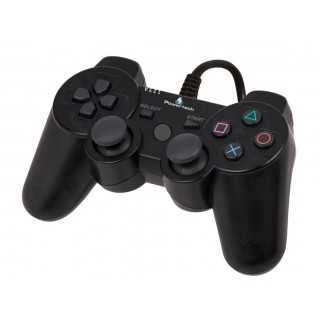 POWERTECH Gamepad 3 in 1, PC, PS2, PS3