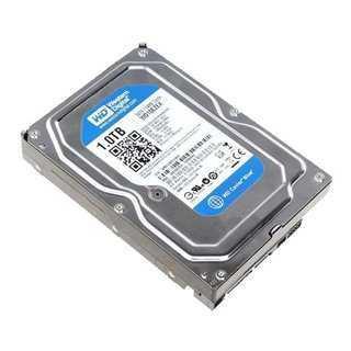 """WD Blue Σκληρός Δίσκος 3.5"""" 1TB, 64MB Cache, 7200RPM, Sata3 6Gb/s"""