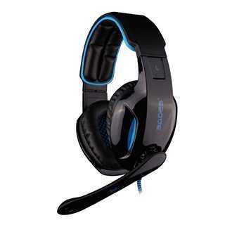 SADES Gaming Headset Snuk, USB, 7.1CH με 40mm ακουστικά