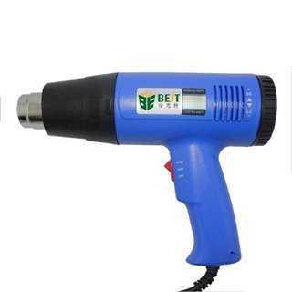 BEST Πιστόλι θερμού αέρα BST-8016, με LCD οθόνη