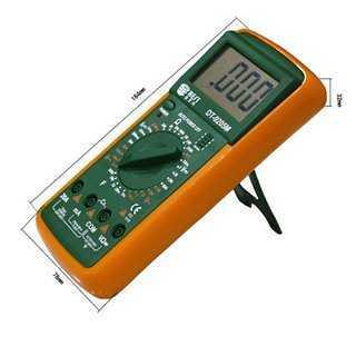BEST Ψηφιακό Πολύμετρο BST-9205M