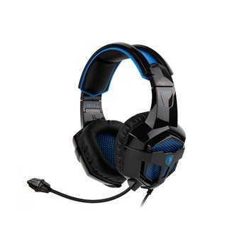 SADES Gaming Headset Bpower, Multiplatform, 3.5mm, 40mm ακουστικά, μπλε