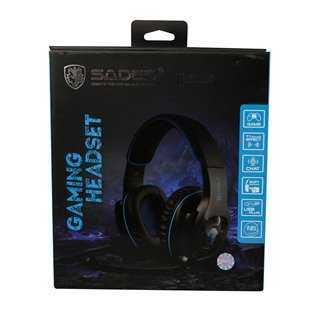 SADES Gaming Ηeadset Hammer, USB, 7.1CH, με 50mm ακουστικά
