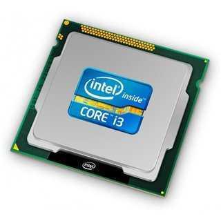 INTEL used CPU Core i3-2310M, 2.10 GHz, 3M Cache, FCBGA1023 (Notebook)