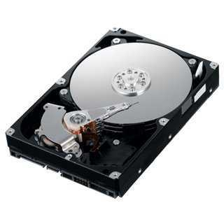 "HITACHI used HDD 320GB, 2.5"", SATA"