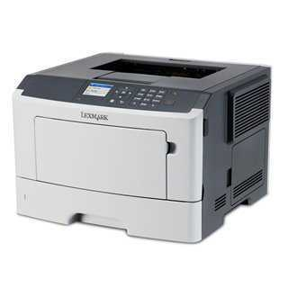 LEXMARK used Printer MS510DN, Laser, Mono, με toner