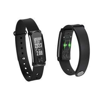 MOBILE ACTION Heart Fitness Band Q-68HR, με Smart Notifications, Black