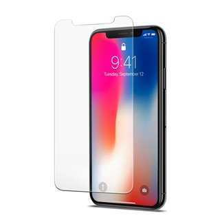 POWERTECH Tempered Glass ELAIO 2.5 Curved για Apple iPhone X, Clear