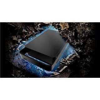 SILICON POWER εξωτερικός HDD 3TB Stream S06, USB 3, Black