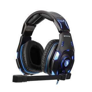 SADES Gaming Headset Knight Pro, USB, Bongiovi Acoustics DPS