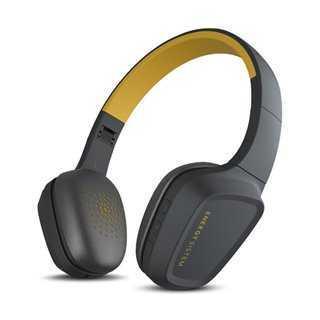 ENERGY SISTEM Bluetooth headphones 3 με μικρόφωνο, 40mm, κίτρινο