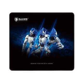 SADES Gaming Mousepad SA-P2 Frost, anti-slip, 450x400x3mm