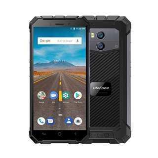 "ULEFONE Smartphone Armor X, IP68, 4G, 5.5"" HD+, 2/16GB, Quad Core, Black"