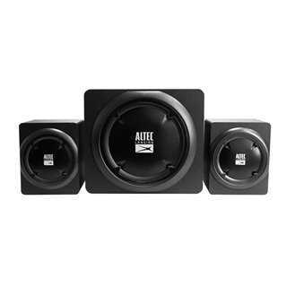 ALTEC LANSING ηχεία Helix, 2.1ch, 39W RMS, HD Audio, USB-SD, μαύρα