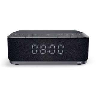 BIGBEN ξυπνητήρι RR140INBT, bluetooth, FM Radio, Ασύρματη φόρτιση, μαύρο