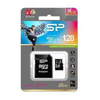 SILICON POWER κάρτα μνήμης MicroSDXC USH-1, 128GB, Class 10