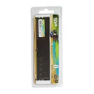 SILICON POWER Μνήμη DDR4 UDimm, 8GB, 2400MHz, CL17
