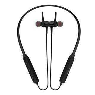 CELEBRAT Bluetooth earphones A15, με μαγνήτη, μικρόφωνο HD, μαύρα