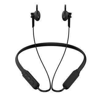 CELEBRAT Bluetooth earphones A16, με μαγνήτη, μικρόφωνο HD, μαύρα