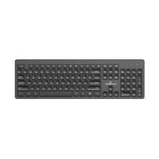 POWERTECH set ποντίκι & πληκτρολόγιο PT-914, ασύρματο, 1500dpi, μαύρο