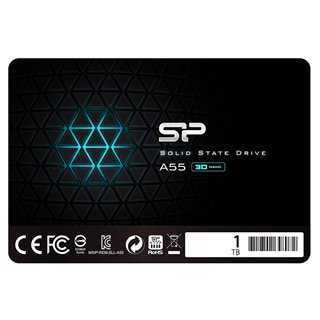 "SILICON POWER SSD A55 1TB, 2.5"", SATA III, 560-530MB/s 7mm, TLC"