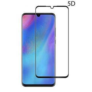 POWERTECH Tempered Glass 5D Full Glue για Huawei P30, Black