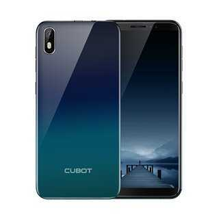 "CUBOT Smartphone J5, 5.5"", 2GB, 16GB, Quad-Core, 8MP, 2800mAh, gradient"