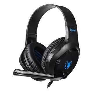 SADES Gaming Headset Cpower SA-716-BL, multiplatform, 3.5mm