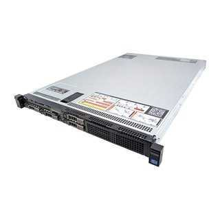 DELL Server PowerEdge R620, 2x E5-2620, 16GB, H310, 4x SFF, REF SQ
