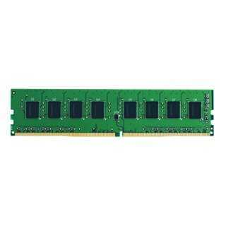 GOODRAM Μνήμη DDR4 UDIMM GR2400D464L17S-8G, 8GB, 2400MHz PC4-19200, CL17