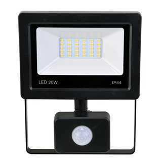 POWERTECH LED Προβολέας PRPIRS-20W65 20W, 6500K, με αισθητήρα κίνησης