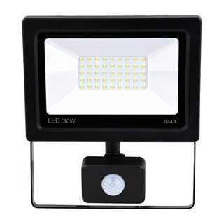 POWERTECH LED Προβολέας PRPIRS-30W65 30W, 6500K, με αισθητήρα κίνησης
