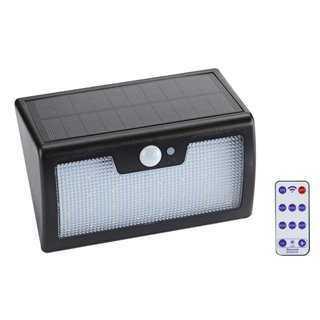 POWERTECH LED Προβολέας ODSP-40L6W65 6W, 3000mAh, με αισθητήρα, ηλιακός