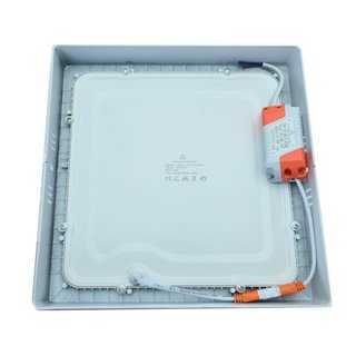 POWERTECH LED Panel SMSP-225x3518W3, 18W, warm white 3000K, 1440lm