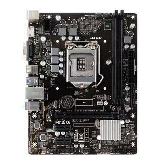 BIOSTAR Μητρική H310MHP, 2x DDR4, s1151, USB 3.1, HDMI, mATX, Ver. 7.0