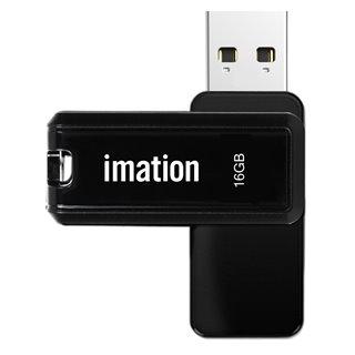 IMATION USB Flash Drive Nano Pro II KR03020007, 64GB, USB 3.0, μαύρο